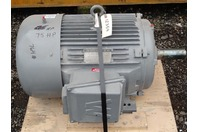 WorldWide Electric 75HP Electric Motor , WWEM75-18-365