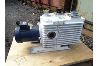 Leybold Heraeus  Dual Stage Rotary Vacuum Pump  .5HP,208-230/460v, C4T17FC40A