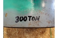 Richard Dudgeon 300 TON Hydraulic Jack Double Acting Cylinder , 912347 SG