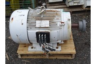 North American 100HP Inverter Duty Electric Motor, 208-230/460v , PE405TC-100-4C