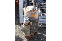 Stancor Industrial Submersible Pump, Standard Dewatering 230V, P40CS-2