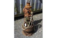 Hydra-Tech Hydraulic Driven Industrial Submersible Pump , 0308
