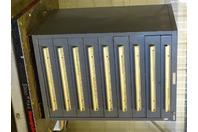 Stanley Vidmar 9 Drawer Industrial Tool Chest , Cabinet