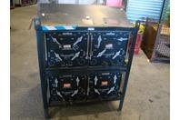 Miller  DC 4-Pack Welder, Multiple Operator Resistance Grids , MOG-250