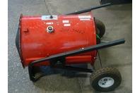 Chromalox  Electric Fan Heater Blower  20KW, 480VAC, 60Hz, 3Ph, DRA-20-43
