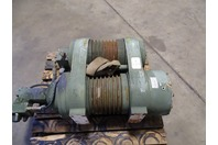 DP Manufacturing 35,000LB. Double Drum Hydraulic Winch  , 35TR-53356