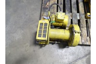 Hugh J. Baker 1/2 TON Electric Winch  3/4Hp,  230/460V 3-PH, AW-1000