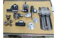 Versa Mill Versa-Shaper Tooling, Indexing Head, Grinder, Hi-Speed Head , 32-108