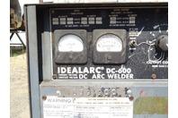 Lincoln  Idealarc DC Multiprocess Welder Power Source 230/440v, DC-600