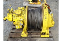 Ingersoll-Rand  10,000 LB. Pneumatic Winch, Air Tugger , K6U