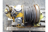 Ingersoll-Rand  7800 LB. Pneumatic Winch, Air Tugger , H5U- D501