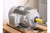 Teco Westinghourse 7.5HP Electric Motor, Inverter Duty 460V, MAX-E1