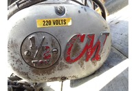 CM 1/2 TON Electric Chain Hoist 12' Chain, 220v