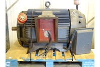 Siemens Allis 200HP Electric Motor 2300v 3-PH, RPM 3570 , 1-5109-58486-1-1