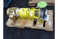 Blackmer System One 7.5HP Stainless Centrifugal Pump 3x4-10, Model FRA