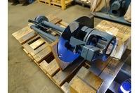 General Signal Vertical Sump Pump 1-1/2HP Baldor, 531A G128