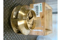 Anderson Industrial Services   Bronze Pump Impeller , 204-19881