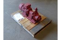 Mannheim 3HP Gear Pump, Siemens Motor Skid , KG70Z