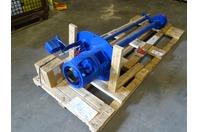 Pentair Vertical Extended Single Shaft Centrifugal Sump Pump 1.25x1.5x7, A590