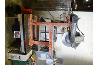 Core Cut  Masonary Block Saw W/ Conveyor Cart & Frame  , CC800M
