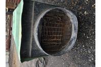 Patron  E40 Commercial/ Industrial Movable Air Heater  480 Volt, 3Ph , P40000