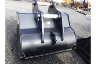 """ES 48"""" Excavator Bucket, 200 Class Cat/Deere/Hitachi  80mm Pins , ESBZX225 42"""