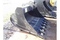 "ES  48"" Excavator Bucket, 80 Class Cat/Bobcat/Deere/Hitachi  50mm Pins , ESB988E"