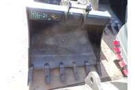 "ES  48"" Excavator Bucket, 80 Class Cat/Deere/Hitachi  50mm Pins , ESB-90BE"