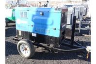 Miller 2014 Big Blue 400 DC Welding Generator  Duetz Diesel, ME100061E
