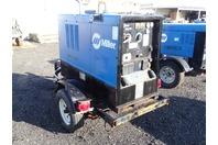 Miller 2014 Big Blue 400 DC Welding Generator  3258 Hours , ME100061E