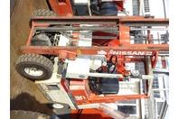 Nissan 3,000 LB. Propane Forklift , AH01A15V