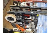 2014 Doosan G25 5,000 LB. Dual Fuel Gas/LP Forklift