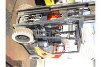 2015 Doosan G30 6,000 LB. Dual Fuel Gas/LP Forklift