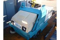 Tennant  Rider Power Sweeper, Gas Engine , 235