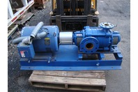 Vogel Pumpen  75HP Multistage Pump , MP65.2/3A-SB111N/R0S-36TS