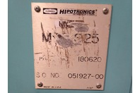 Hubbell Hipotronics Megohmmeter HiPot Tester , MSG 6.25