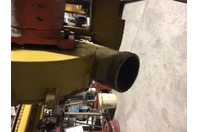 Vintage Heavy Duty Pedestol Grinder , 3-Phase 440v