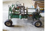 McELROY Hydraulic Pipe Fusion Machine, #28 Facer , 819901
