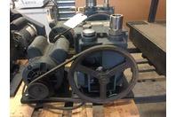 Welch Duo-Seal  Vacuum Pump, 1HP 115/230v , 1376