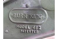 Burr King  Belt Sander Grinder  , Model 482