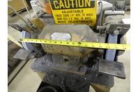 Dayton Electric  3/4 HP Pedestal Grinder, 115v , 1Z707-H