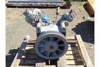 Ingersoll-Rand  30T Concentric Ring Valve Air Compressor Pump , 71T2