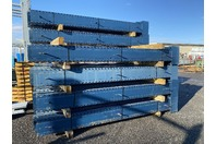 Interlake 12 FT. Double Tree Cantilever Rack - (1 SECTION) WIDE