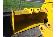 "60"" Excavator Ditching  Bucket, Komatsu, 60mm Pin,  10 1/2""between Ears,  PC120"