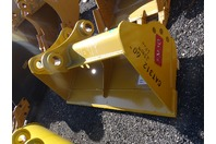 "60"" Excavator Ditching Bucket, 65mm Pin,  9""between Ears, CAT312"