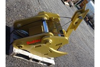 "Bodine MS200, Mechanical Stump Shear, Komatsu 80mm Pin,  14""between Ears, PC200"