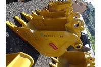 "24"" Excavator Bucket, 70mm Pin,  11 1/2""between Ears, CAT315"