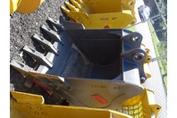 "42"" Excavator Bucket, Volvo, 65mm Pin,  11""between Ears, EC140"