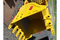 "42"" Excavator Bucket, Komatsu, 70mm Pin,  12 1/2""between Ears, PC160"