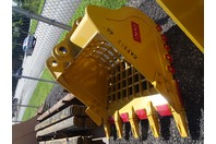 "48"" Excavator Rock Bucket, 65mm Pin,  9""between Ears, CAT312"